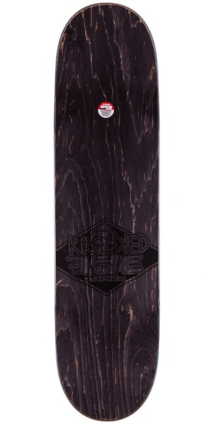 Krooked Mike Anderson Pais Skateboard Deck - 8.25""