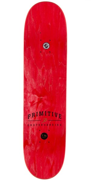 Primitive Bastien Salabanzi Lion Skateboard Deck - Green - 7.75""
