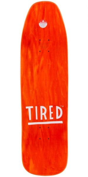 Tired Duck Skateboard Complete - 9.00""