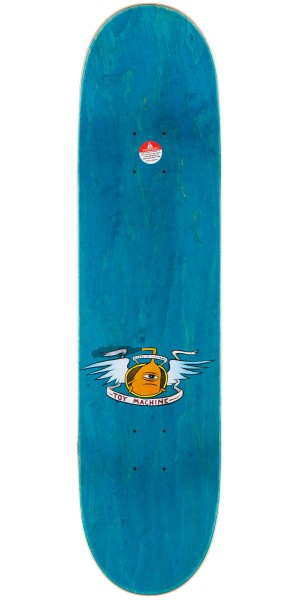 """Toy Machine No Scooter Skateboard Complete - 8.00"""""""