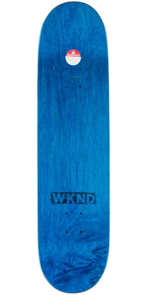 """WKND Daily Grind Skateboard Complete - 8.3"""""""