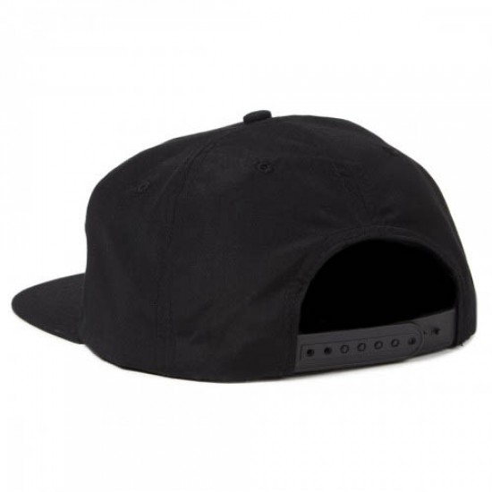 Thrasher X GX1000 Snapback Hat - Black