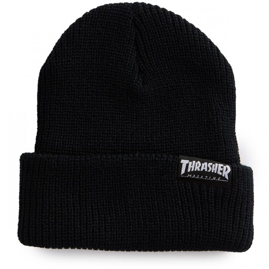 Thrasher Skategoat Zoom Beanie - Black/White
