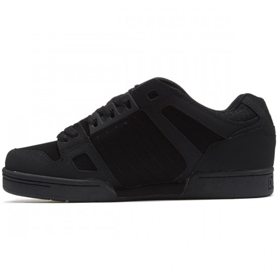 DVS Celsius Shoes - Black Diamond - 8.0