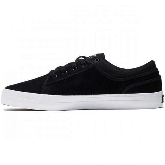 DVS Aversa Shoes - Black Suede - 8.0