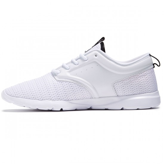 DVS Premier 2.0 Shoes - White Mesh - 8.0