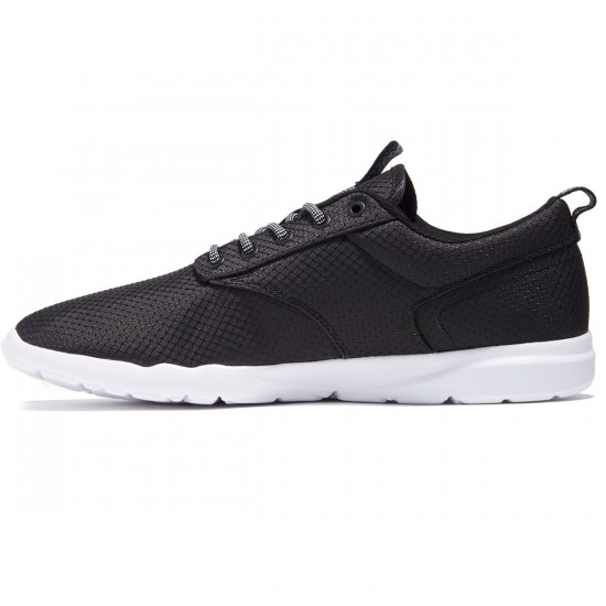 DVS Premier 2.0 Shoes - Black Mesh/White - 8.0