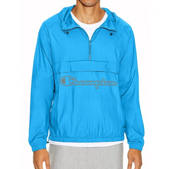 Champion Manorak Jacket - Hydro