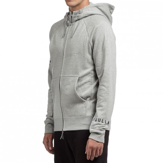 Nike SB Everett Hoodie - Dark Grey Heather/Obsidian