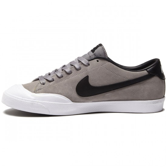 Nike Zoom All Court CK Shoes - Dust/Black/White - 7.0