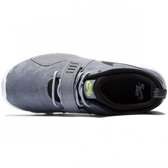 Nike Trainerendor Shoes - Cool Grey/White/Volt - 8.0