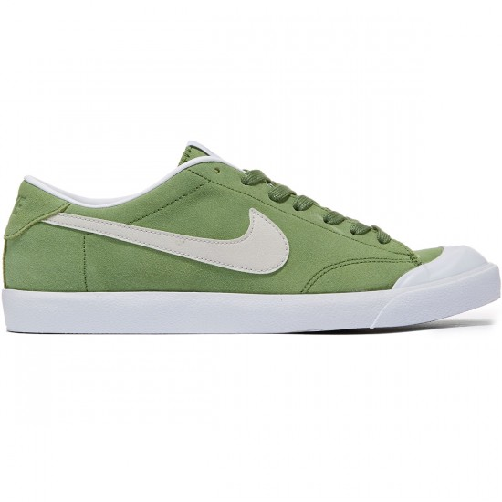 Nike Zoom All Court CK Shoes - Treeline/White/Light Bone - 8.0