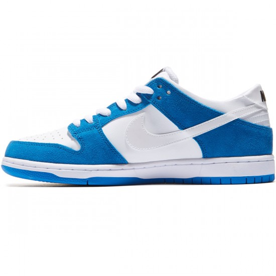 Nike Dunk Low Pro Ishod Wair Shoes - Blue Spark/Black/White - 8.0