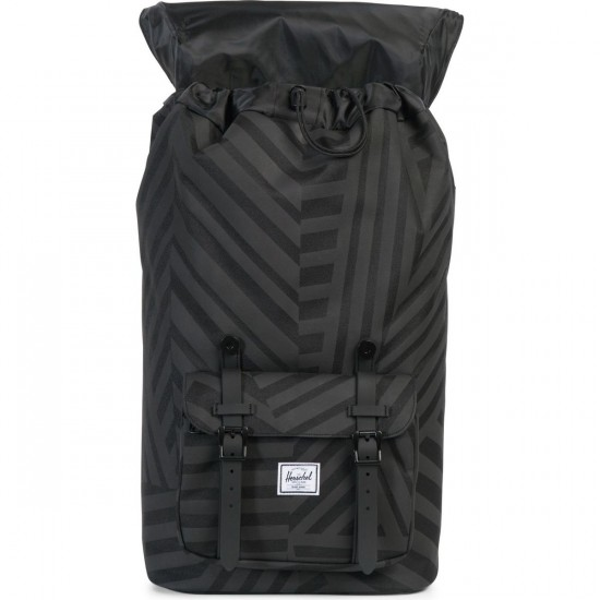 Herschel Little America Backpack - Poly/Rubber Dazzle Camo