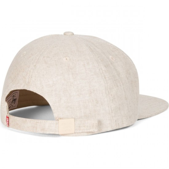 Herschel Albert Hat - Hemp Oatmeal