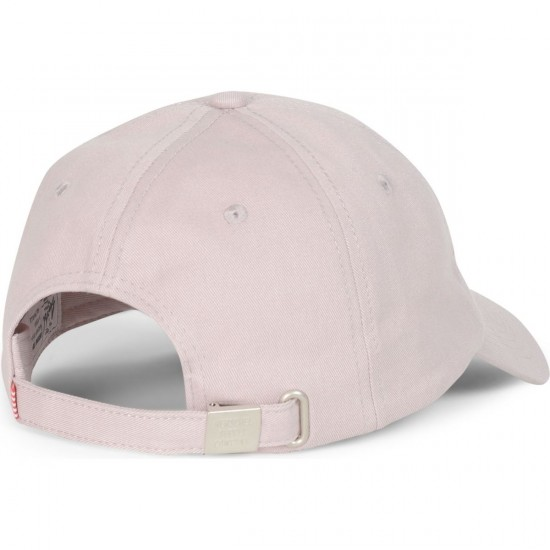 Herschel Sylas Hat - Bio Washed Rose