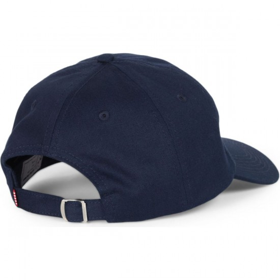 Herschel Sylas Hat - Bio Washed Navy