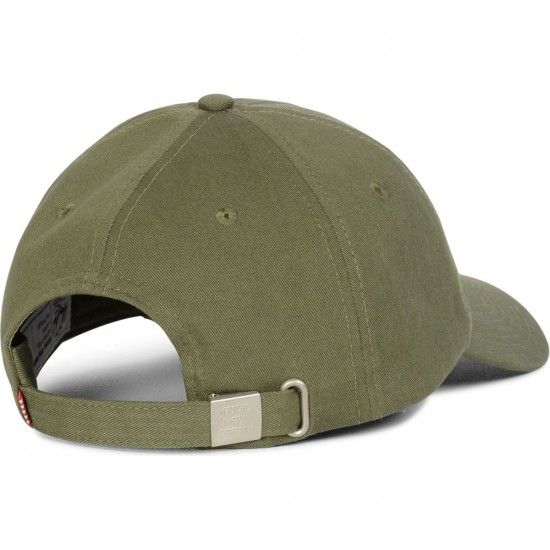 Herschel Sylas Hat - Bio Washed Sage Green