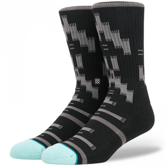 Stance Chumash Socks - Black