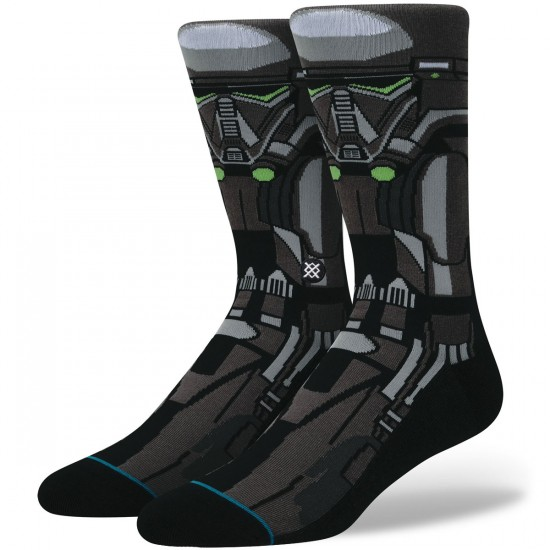 Stance X Star Wars Death Trooper Socks - Black