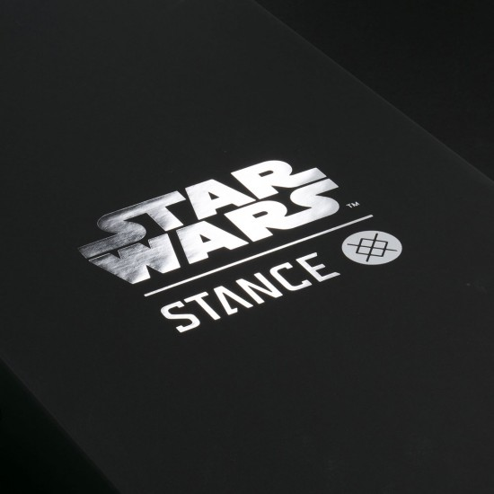Stance X Star Wars Dark Side 6 Pack Socks - Black