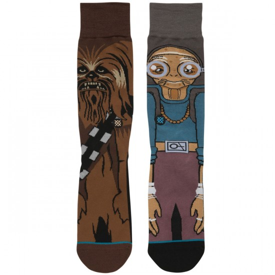 Stance X Star Wars Kanata Socks - Grey