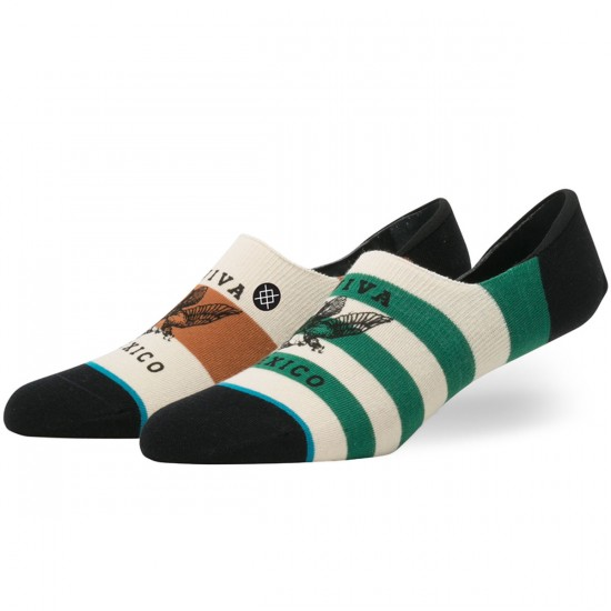Stance Hecho Low Socks - Brown