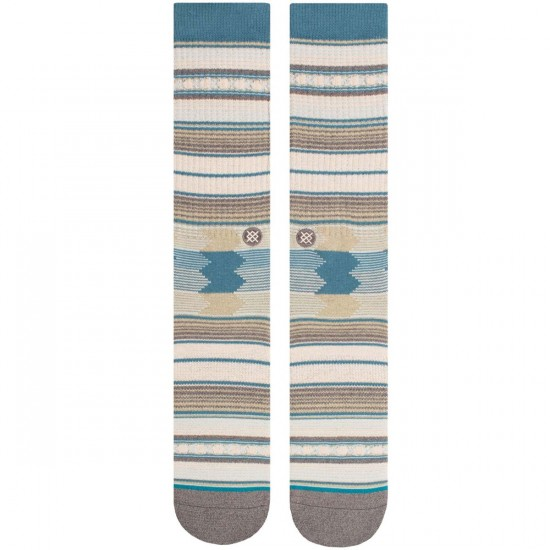 Stance Guadalupe Socks - Taupe