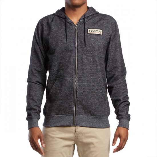 RVCA One Way Hoodie - Black