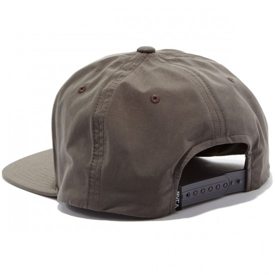 RVCA Big Block Hat - Dark Grey