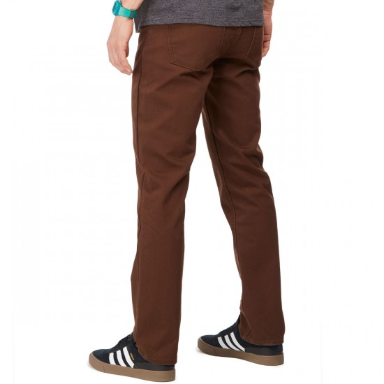 RVCA Stay RVCA Pvsh Fresh Jeans - Chocolate - 30 - 32