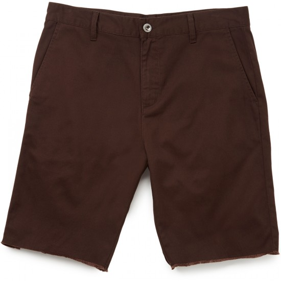 RVCA The Dayshift 2 Shorts - Dark Chocolate