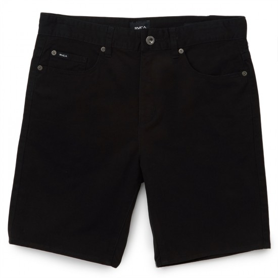 RVCA Daggers Shorts - Black