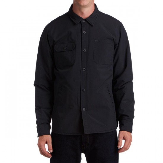RVCA CPO Shirt Jacket - Black