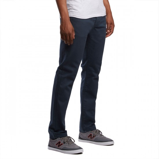 RVCA Daggers PVSH Fresh Pants - Midnight - 30 - 32