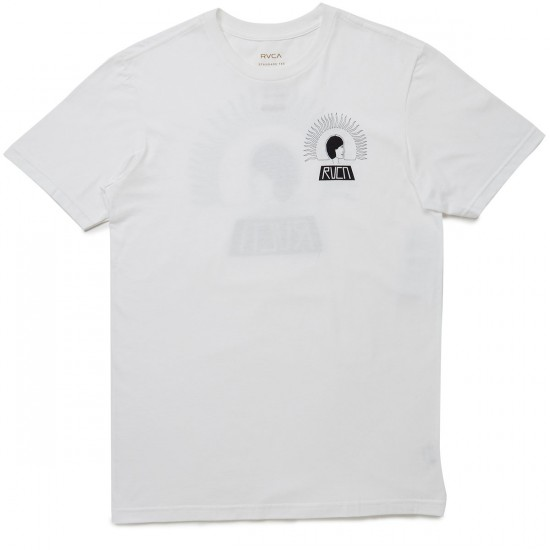 RVCA Sunshine Mind T-Shirt - White