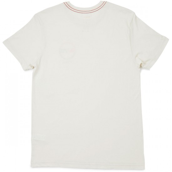 RVCA VA Wings T-Shirt - Almond Tea