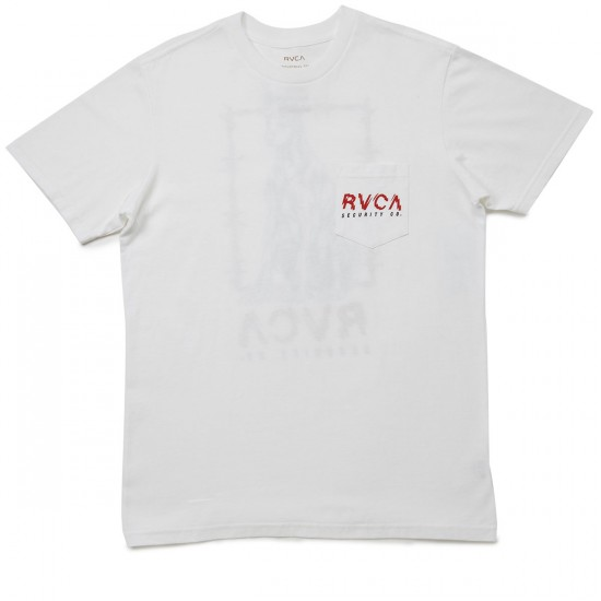RVCA Doberman T-Shirt - White
