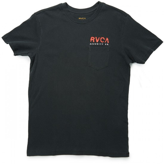 RVCA Afterlife T-Shirt - Pirate Black