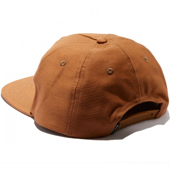 RVCA Detour Hat - Toffee
