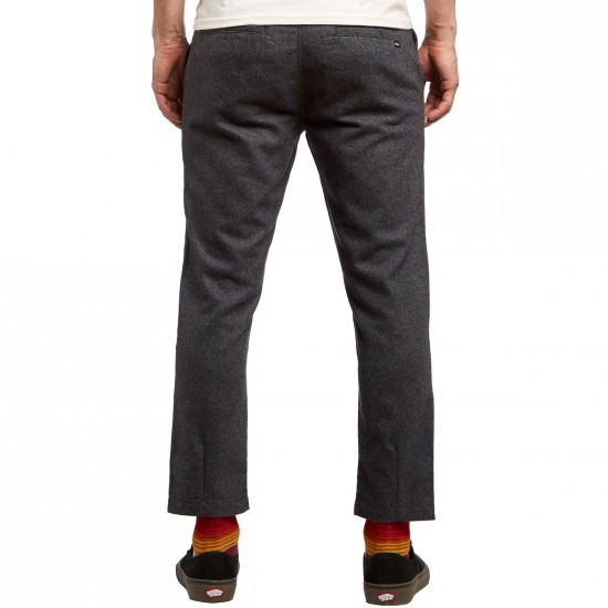 RVCA Hitcher Suiting Pants - Charcoal - 30 - 32
