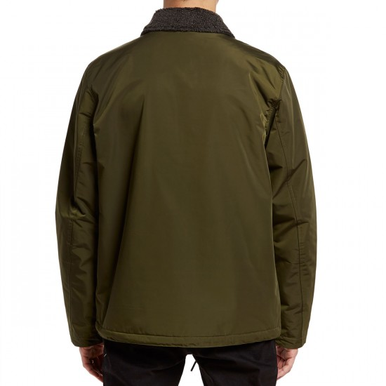 RVCA N-1 Naval Jacket - Forest