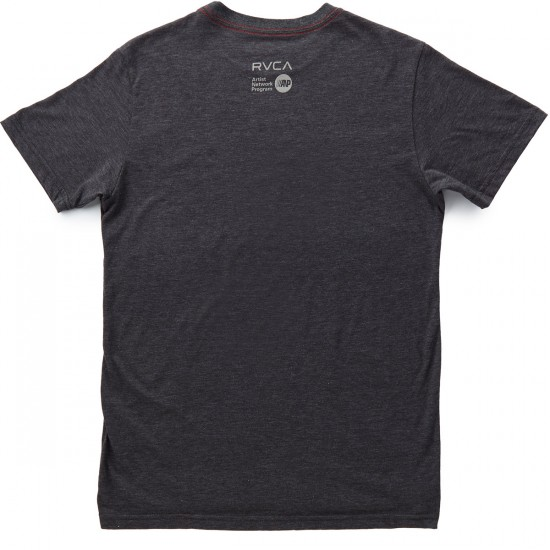 RVCA Speedy T-Shirt - Black