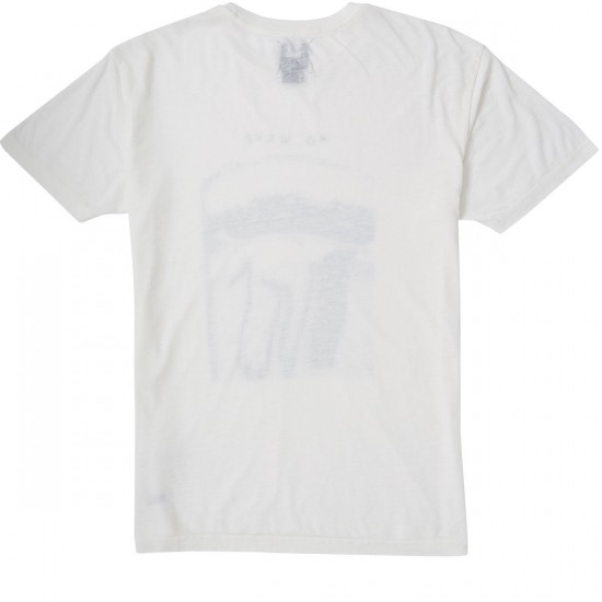 RVCA Smear T-Shirt - Antique White