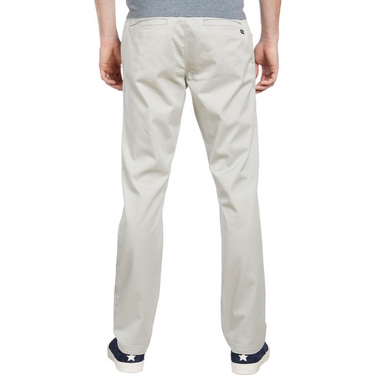 RVCA The Week-End Stretch Pants - Mirage - 30 - 32