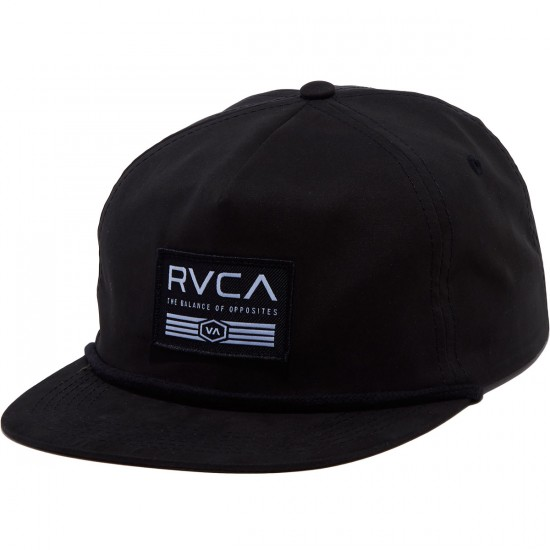 RVCA Placement Hat - Black/White