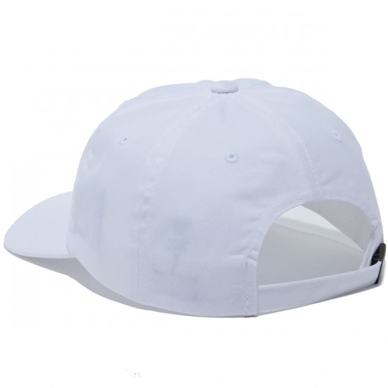 RVCA Redmond Hat - White