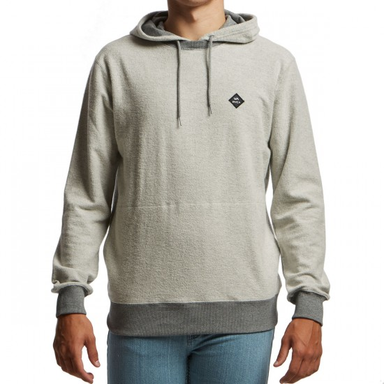 RVCA Reversal Hoodie - Athletic Heather
