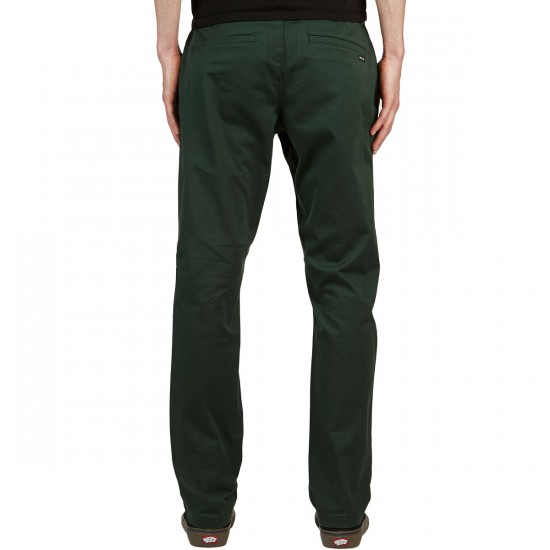 RVCA Weekend Stretch Pants - Sycamore - 29 - 32