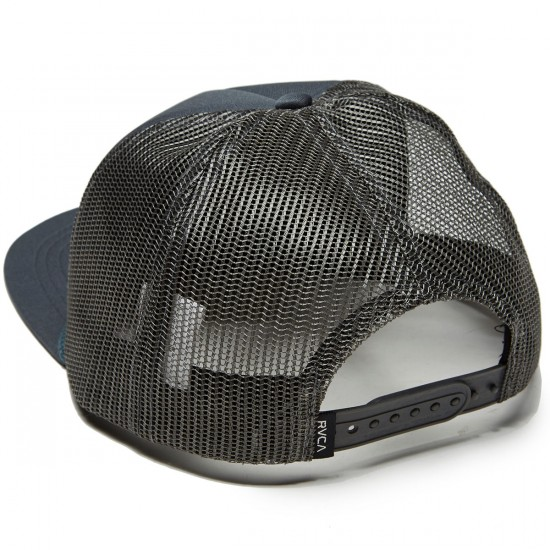 RVCA Foamy Trucker Hat - Charcoal
